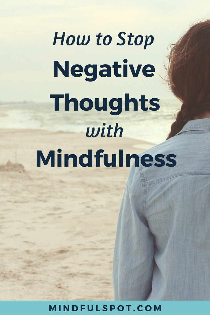 how to lose negative thoughts
