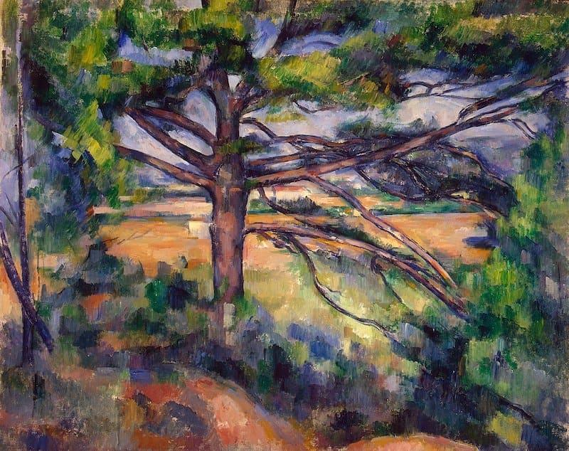 tree-painting